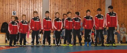 Unsere Jugendmannschaft